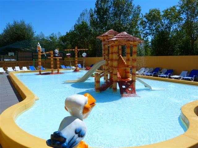 Bathing Camping Apv Moncalm - Angles