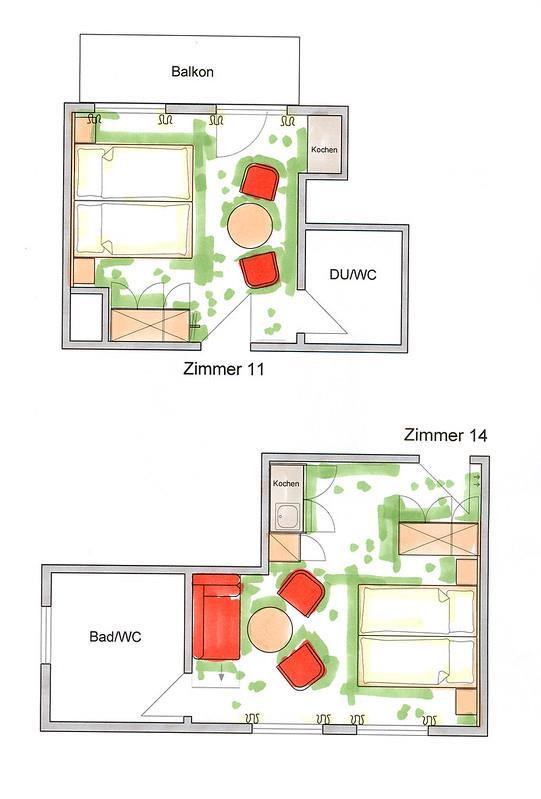 Appartement Typ A