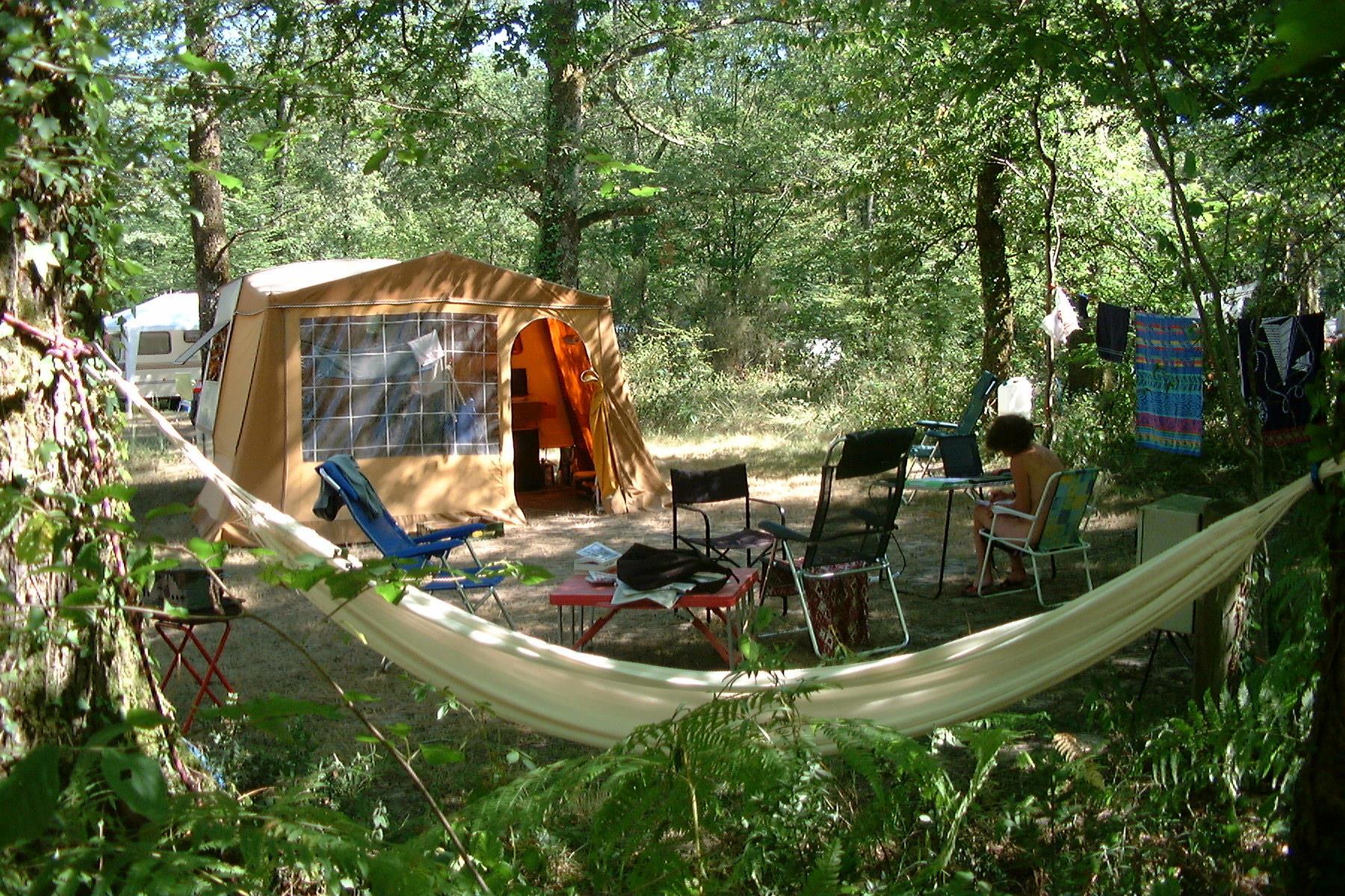 Camping Domaine de Chaudeau, Montpon-Ménestérol, Dordogne