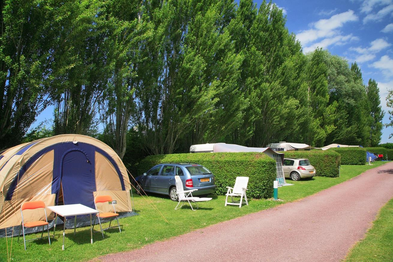 Camping Haliotis, Pontorson, Manche