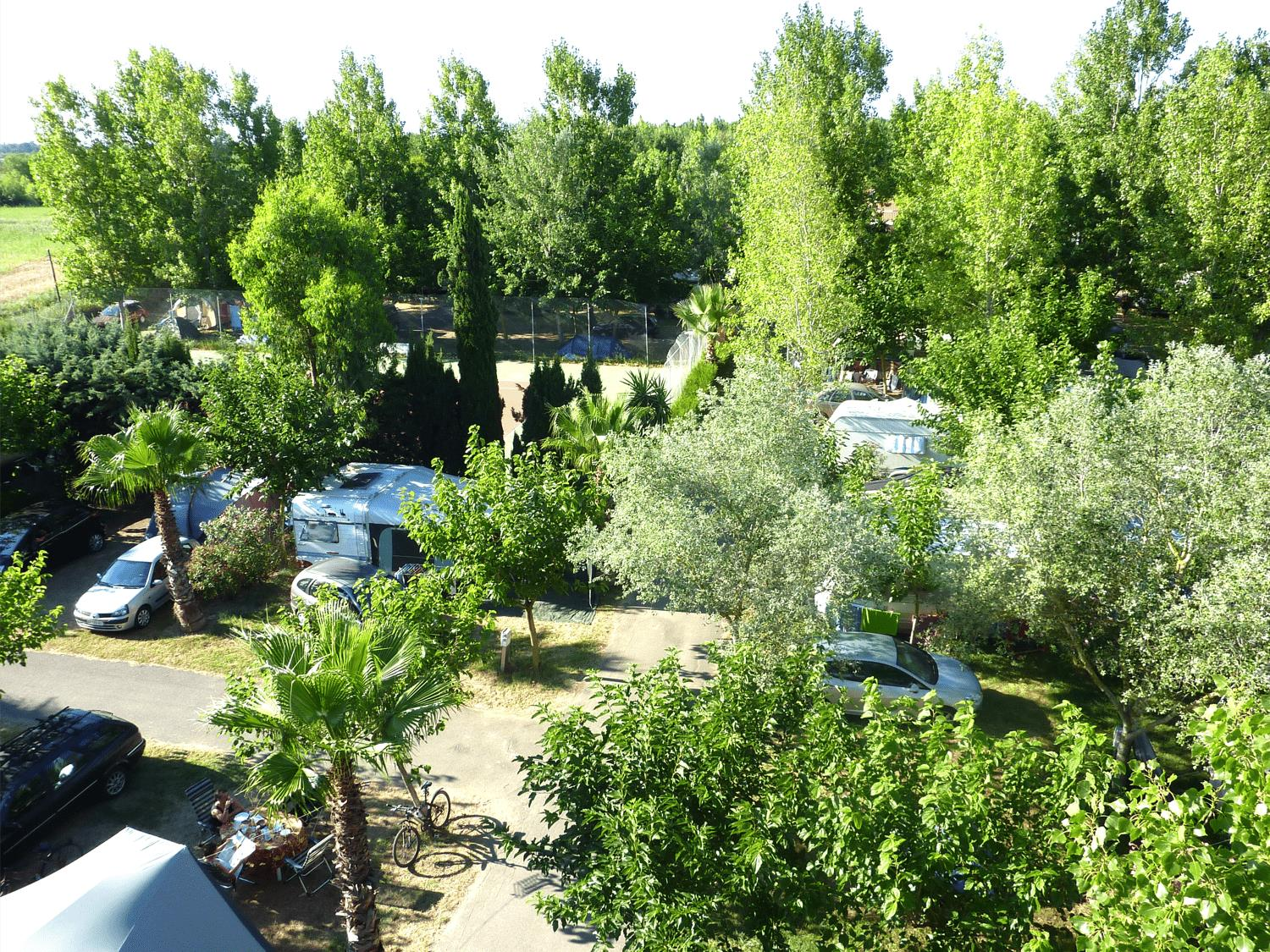 Emplacement - Emplacement - 6A - Camping L'Air Marin