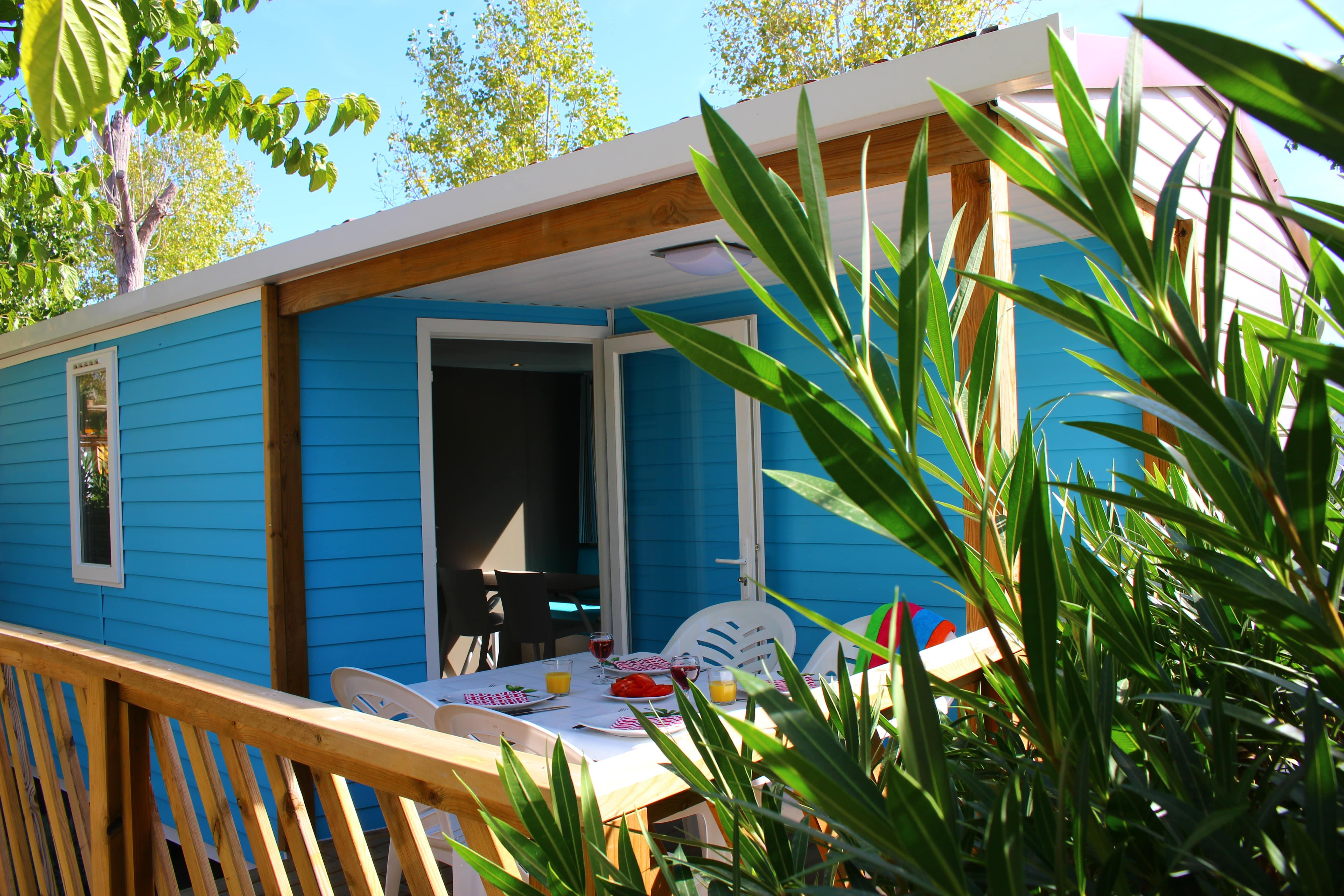 Location - Cancun, Premium - Dimanche - 2 Chambres - Camping L'Air Marin