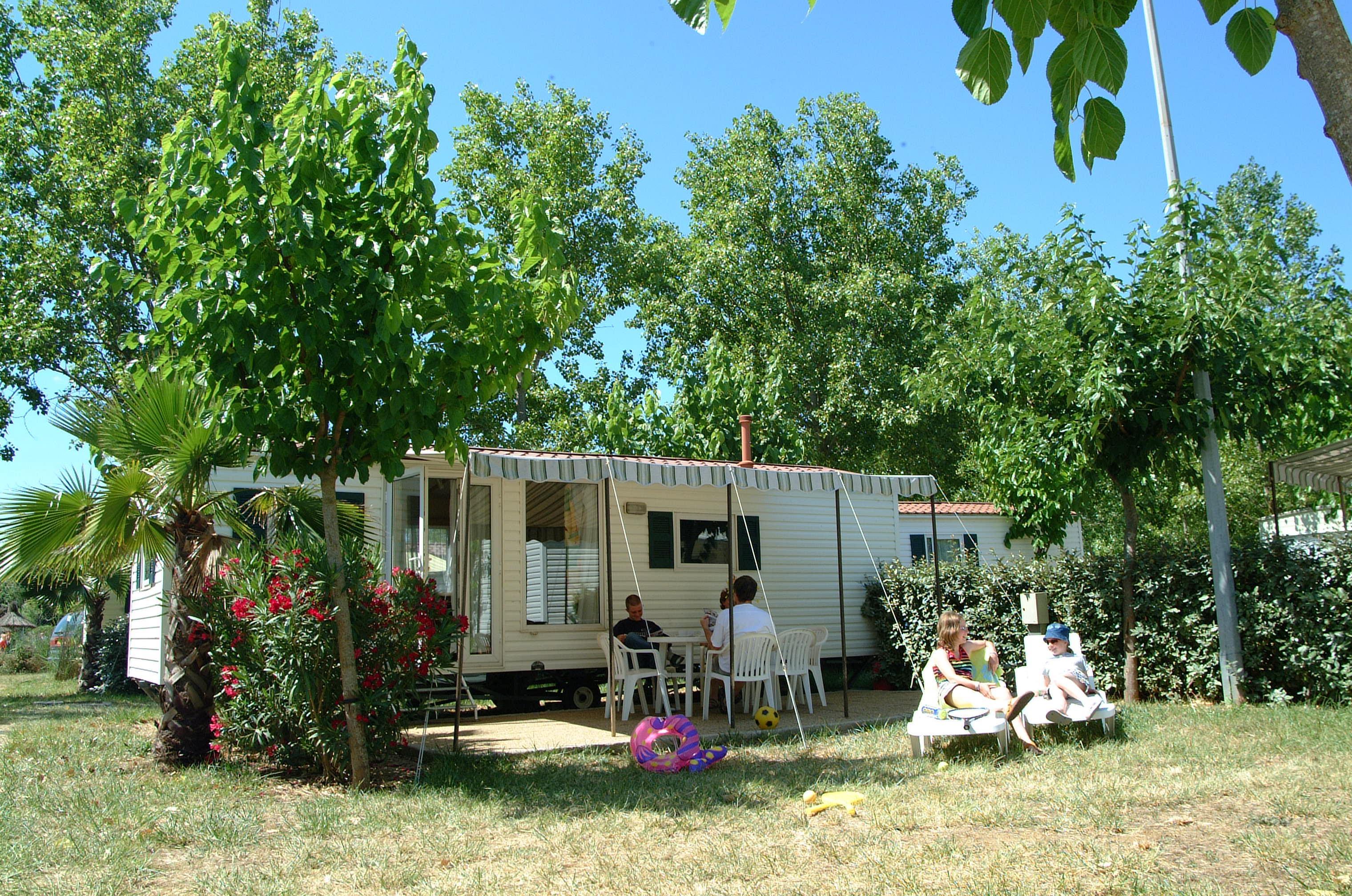 Location - Tampico, Confort- Dimanche - 2 Chambres - Camping L'Air Marin
