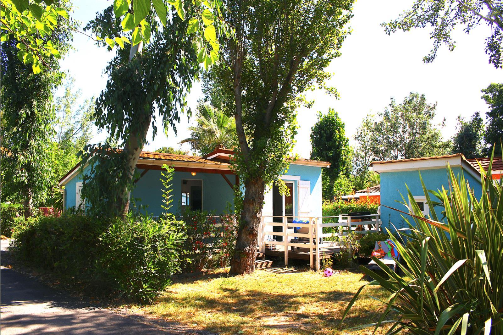 Location - Maya, Confort - Samedi - 2 Chambres - Camping L'Air Marin