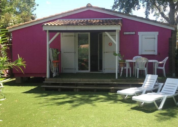 Location - La Casita, Insolite - Samedi - 1 Chambre - Camping L'Air Marin