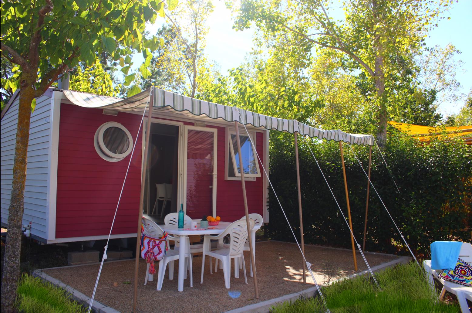 Location - Spécial Pit'chou - 2 Adultes Et 1 Bébé - Camping L'Air Marin