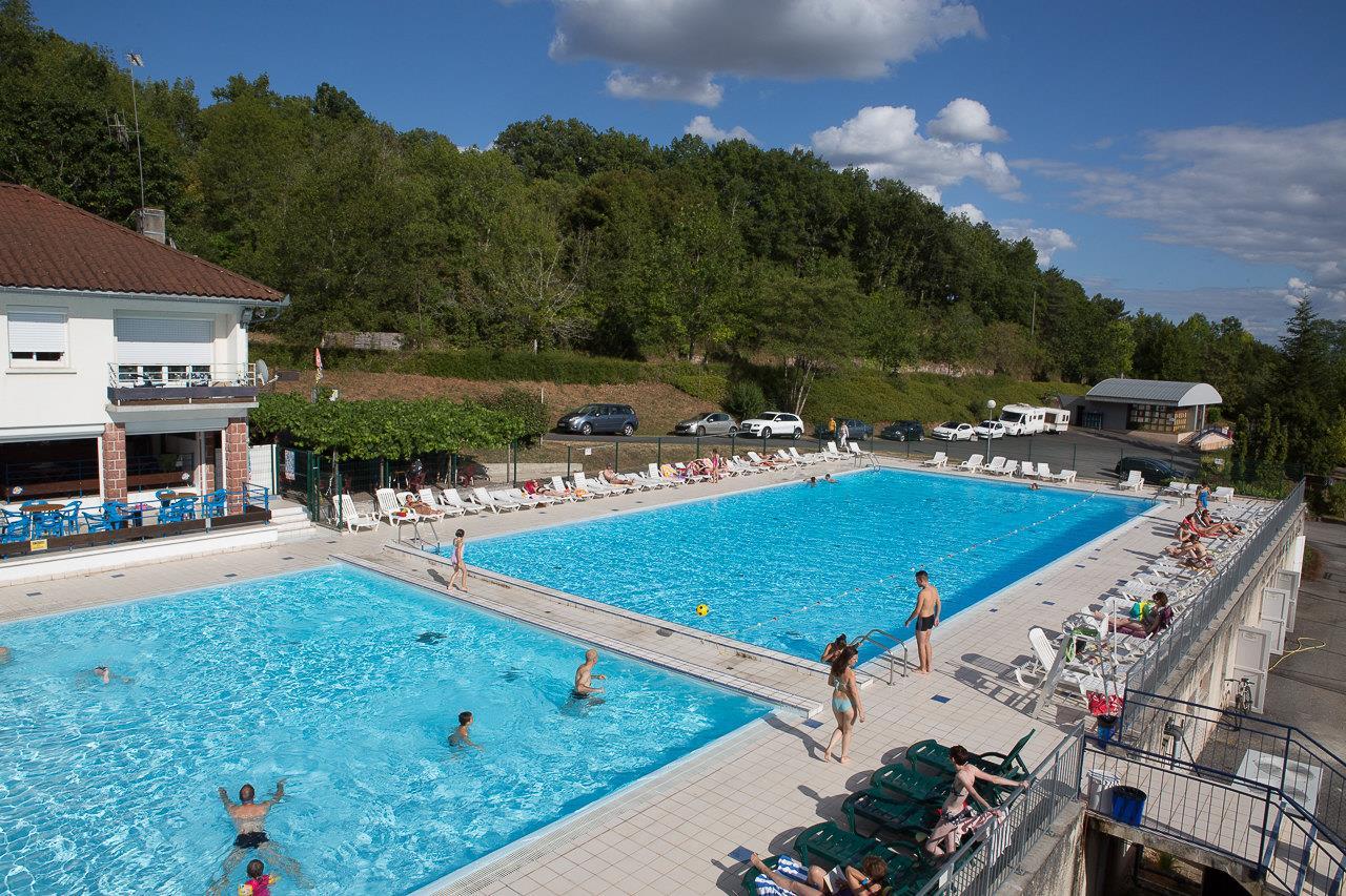 Camping de Collonges-la-Rouge, Collonges-la-Rouge, Corrèze