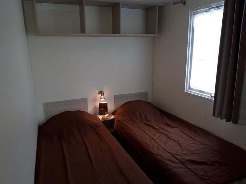 Location - Mobil-Home Confort 27M² (2 Chambres) + Terrasse Couverte 8M² - Camping La Corniche