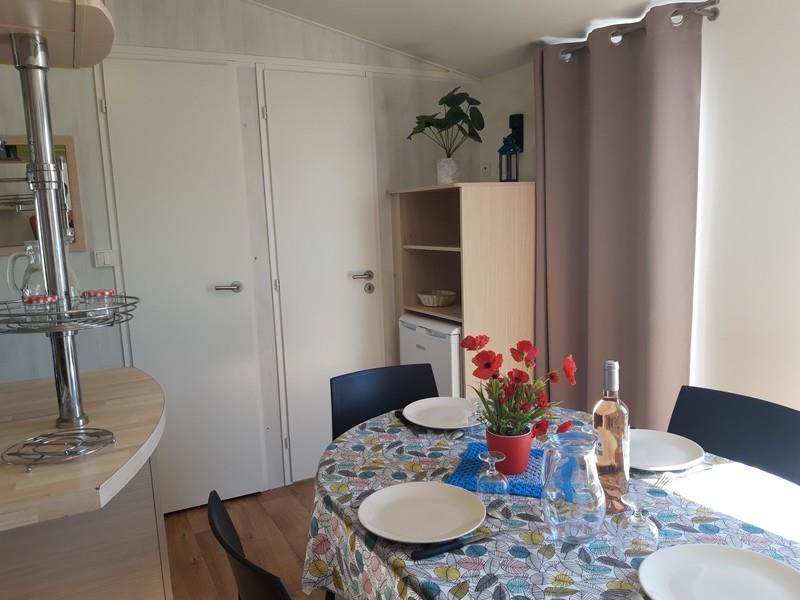 Location - Mobil-Home Confort 30M² (2 Ch 4 Personnes) + Terrasse 15 M² - Camping La Corniche