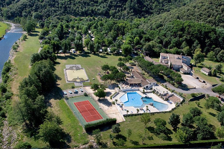 Camping Mas de la Cam, Saint-Jean-du-Gard, Gard