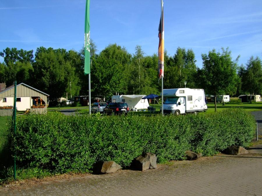 Waldcamping - Bad Zwesten