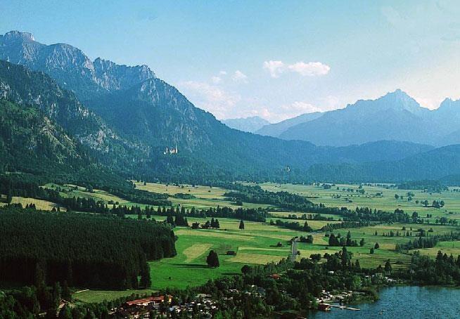 Campingplatz Bannwaldsee - Schwangau