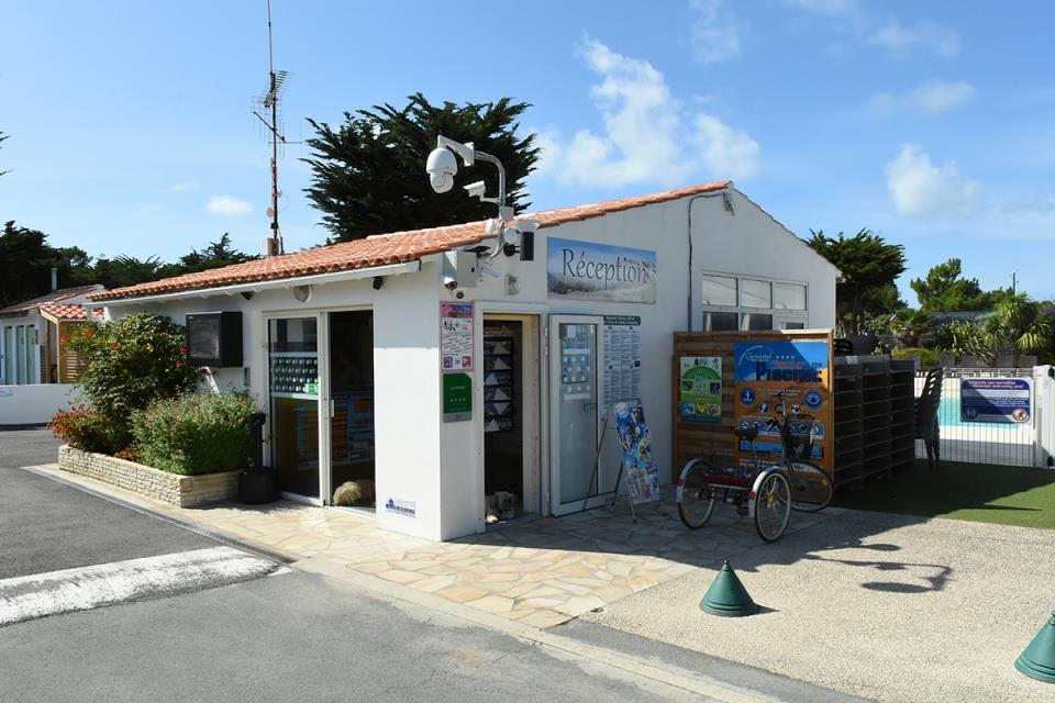 Camping Campiotel des Dunes, Ars-en-Ré, Charente-Maritime
