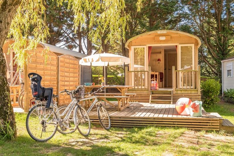 Camping Manoir de Ker An Poul, Sarzeau, Morbihan