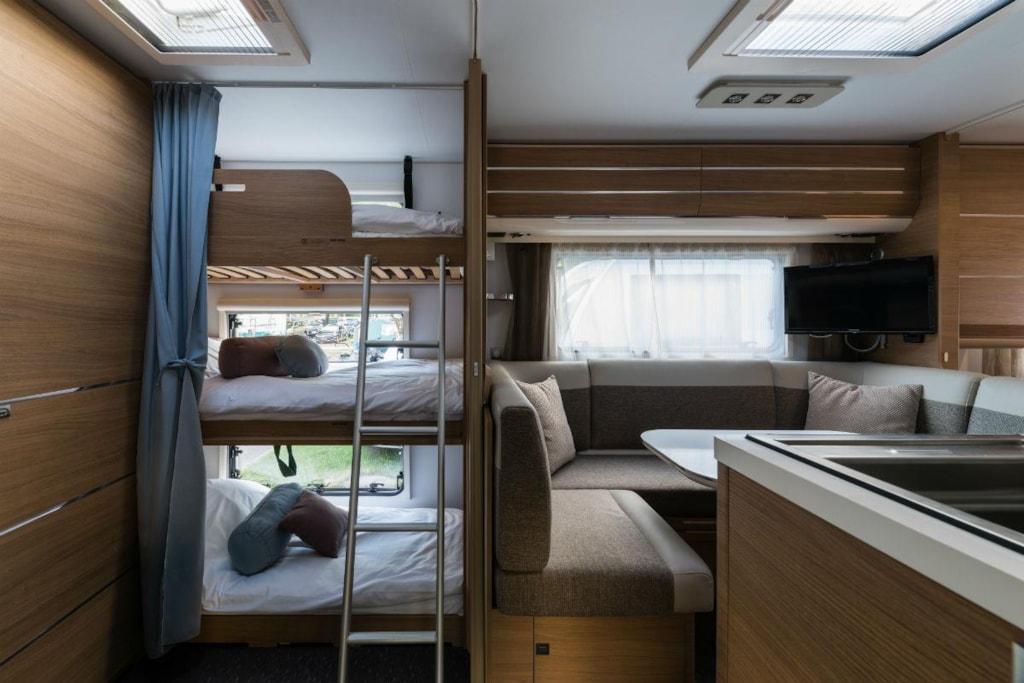 Caravane Magnolia Comfort