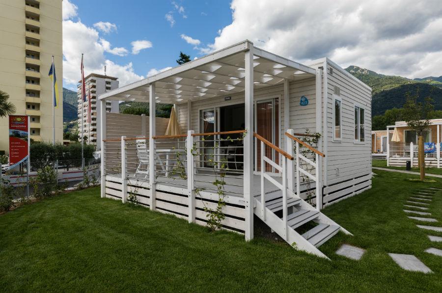 Mobilehome River Lodge 2