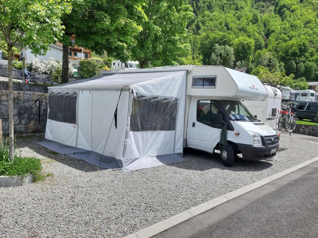 Midi Komfort (Nur Wohnmobile 7M -7.80M)