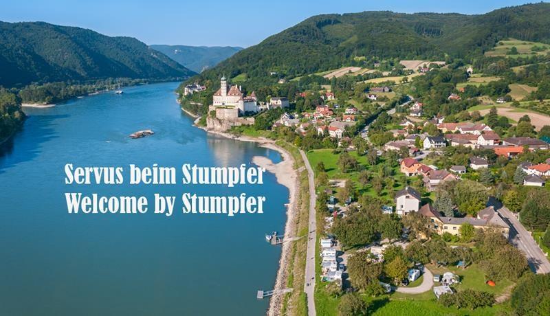 Gasthof-Camping Familie Stumpfer - Schönbühel An Der Donau