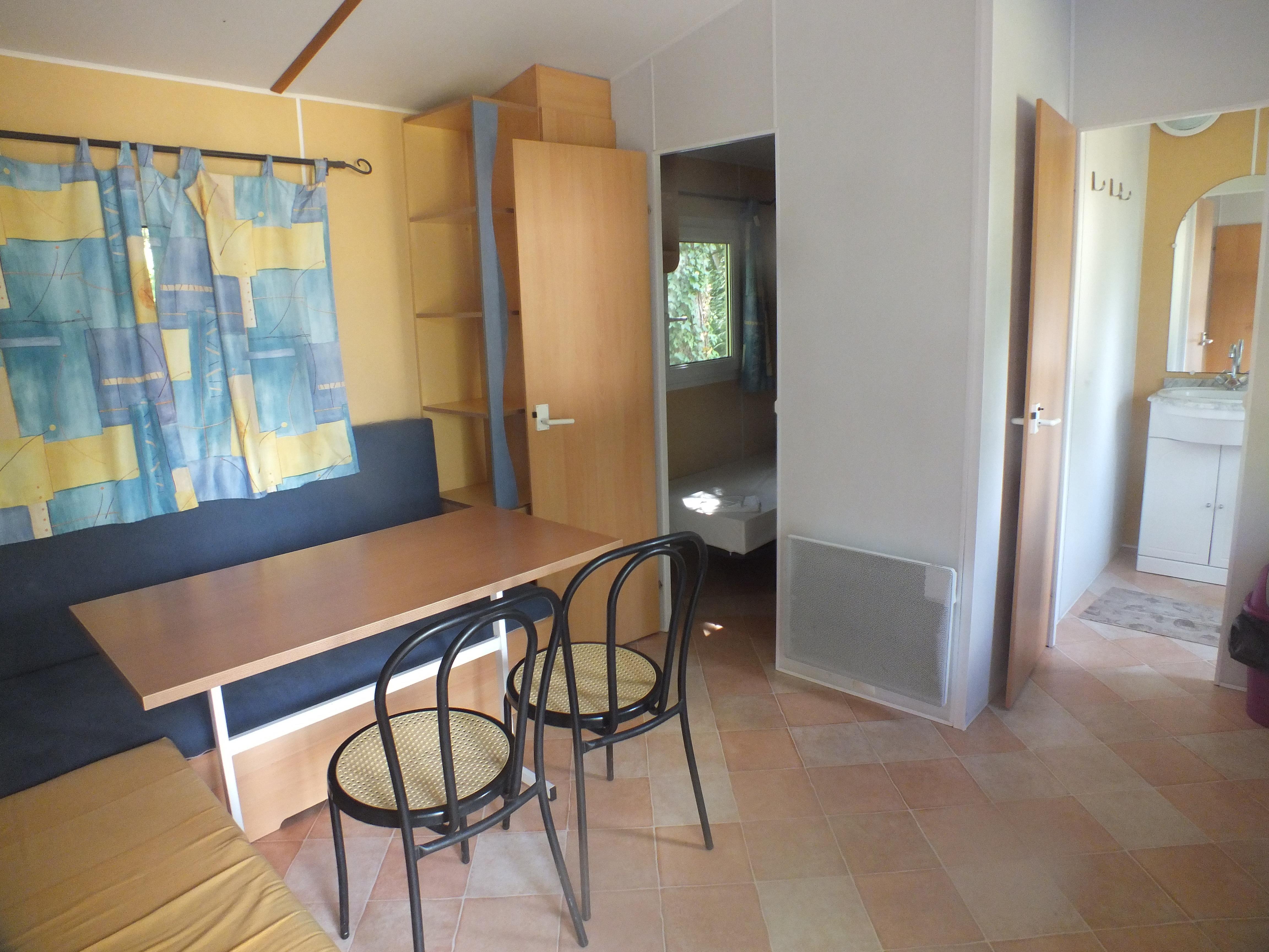 Mobil-home Watipi Niagara - 28m² - 2 chambres -