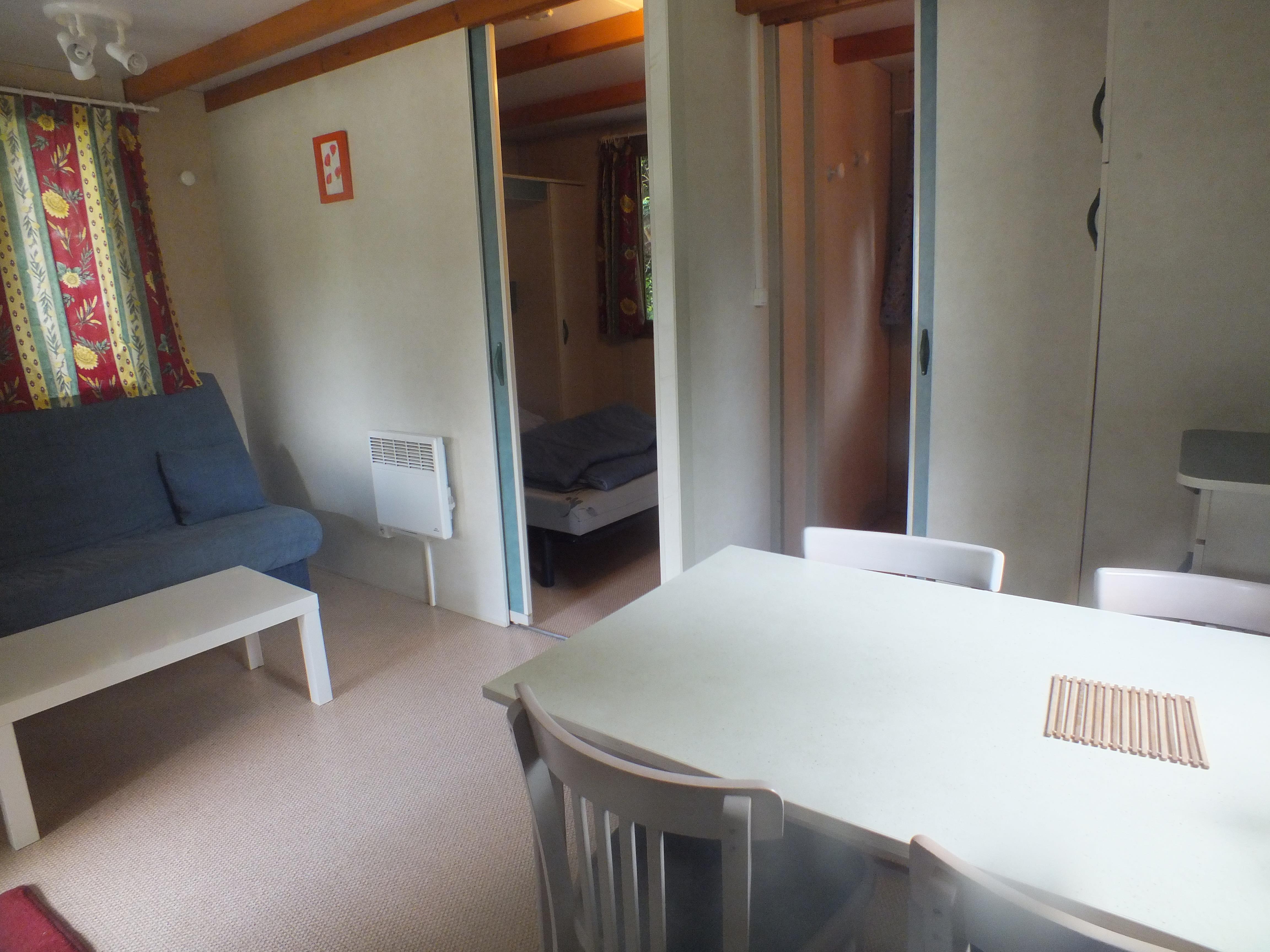 Chalet Gitotel - 28m² - 1 chambre -
