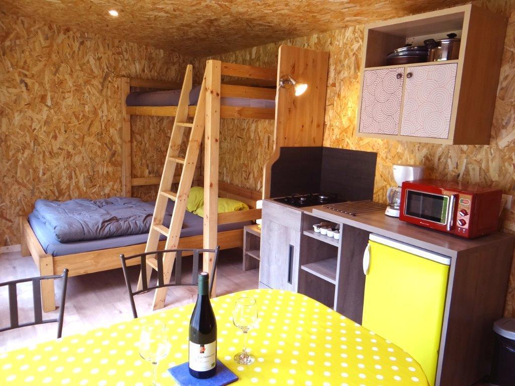 La Cahutte, 18 m2