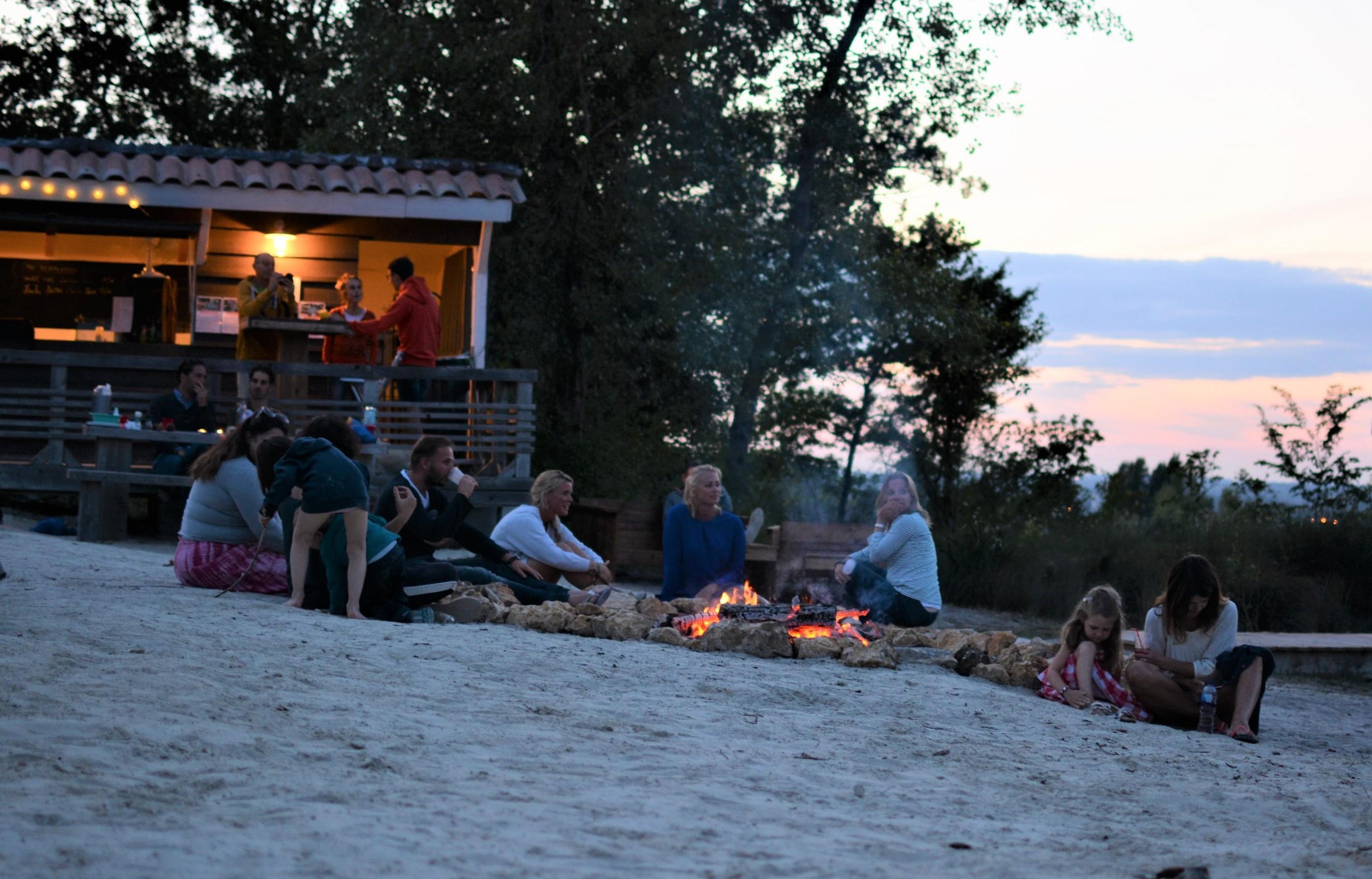 La Parenthèse - Camping les Ormes, Saint-Etienne-de-Villereal, Lot-et-Garonne