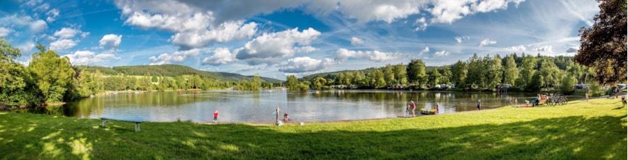 Camping- Und Ferienpark Teichmann - Herzhausen