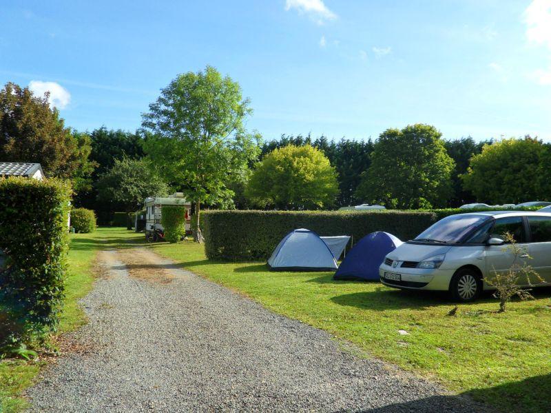 Camping les Couesnons, Roz-sur-Couesnon, Ille-et-Vilaine