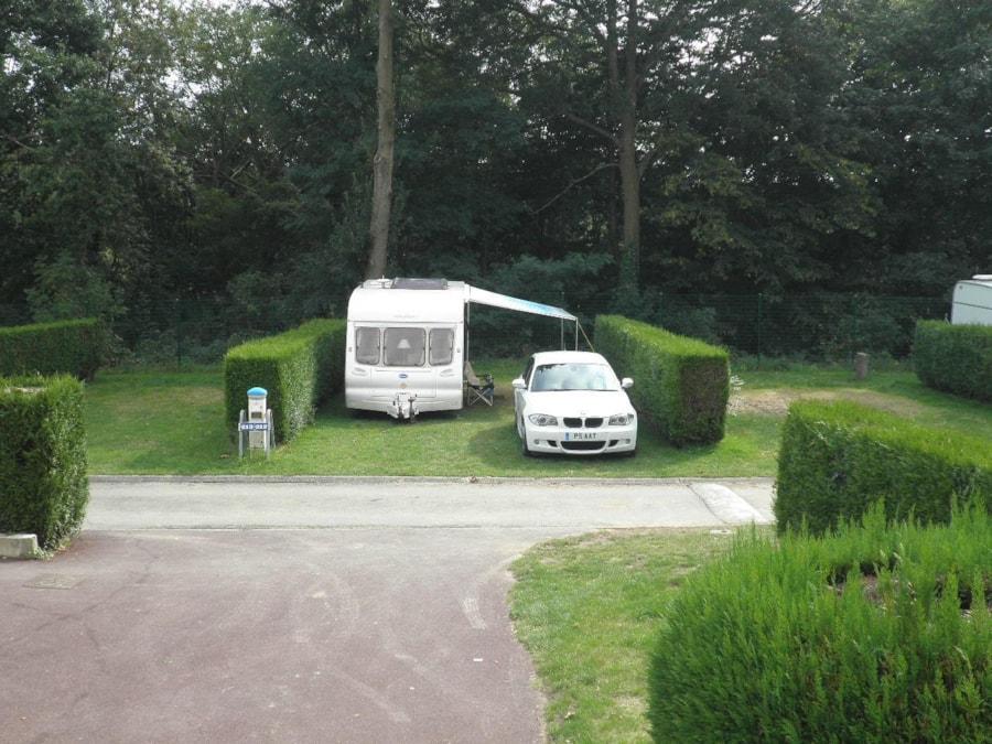 Camping International De La Hallerais - Taden