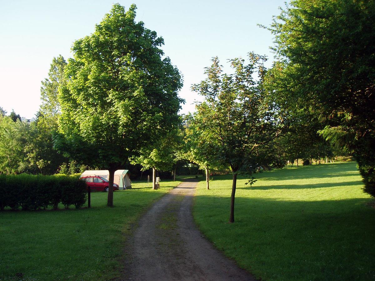 Camping Trestraou, Perros Guirec, Côtes-d'Armor
