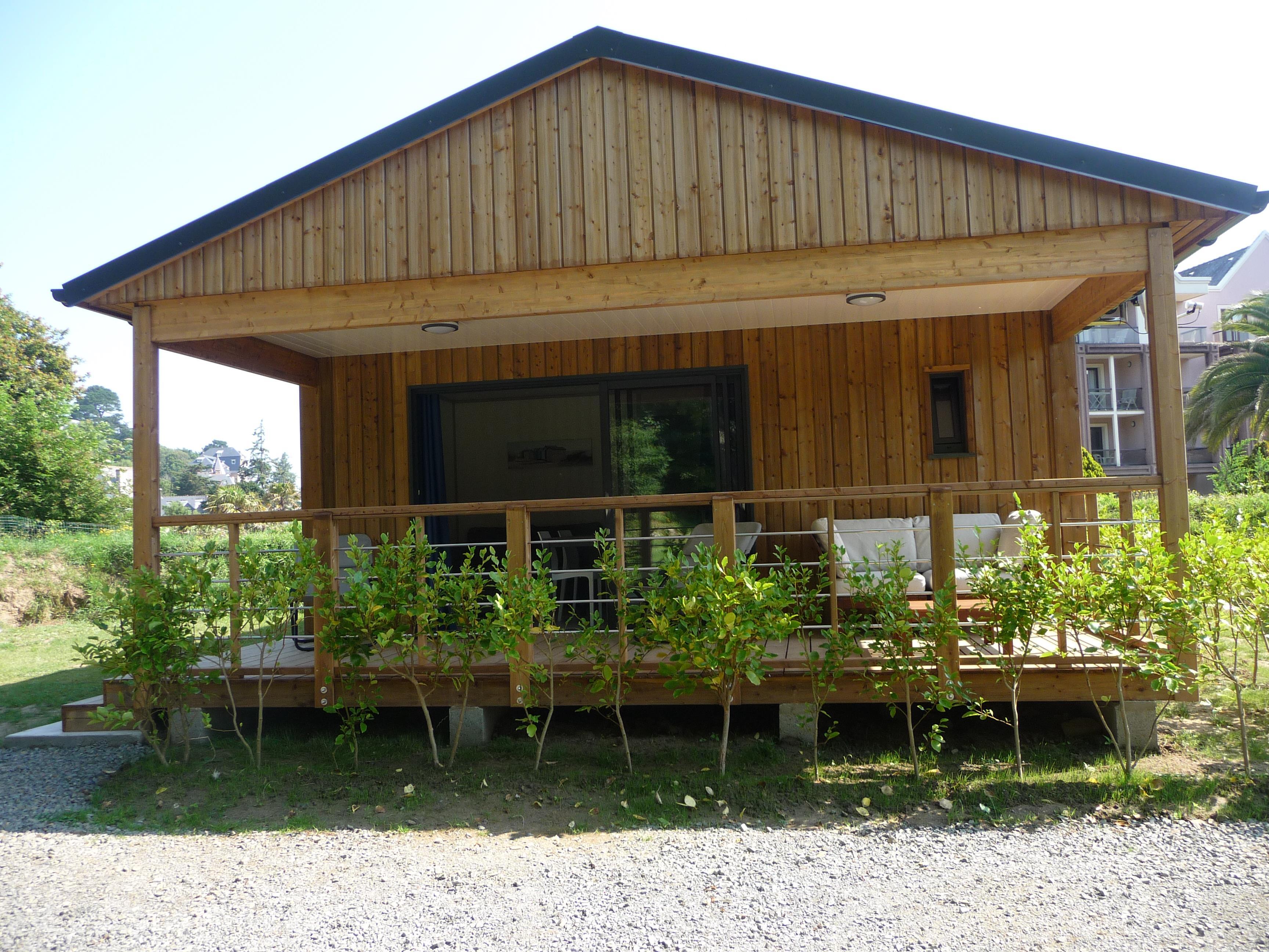 Location - Chalet Premium Casane - Domaine de Trestraou