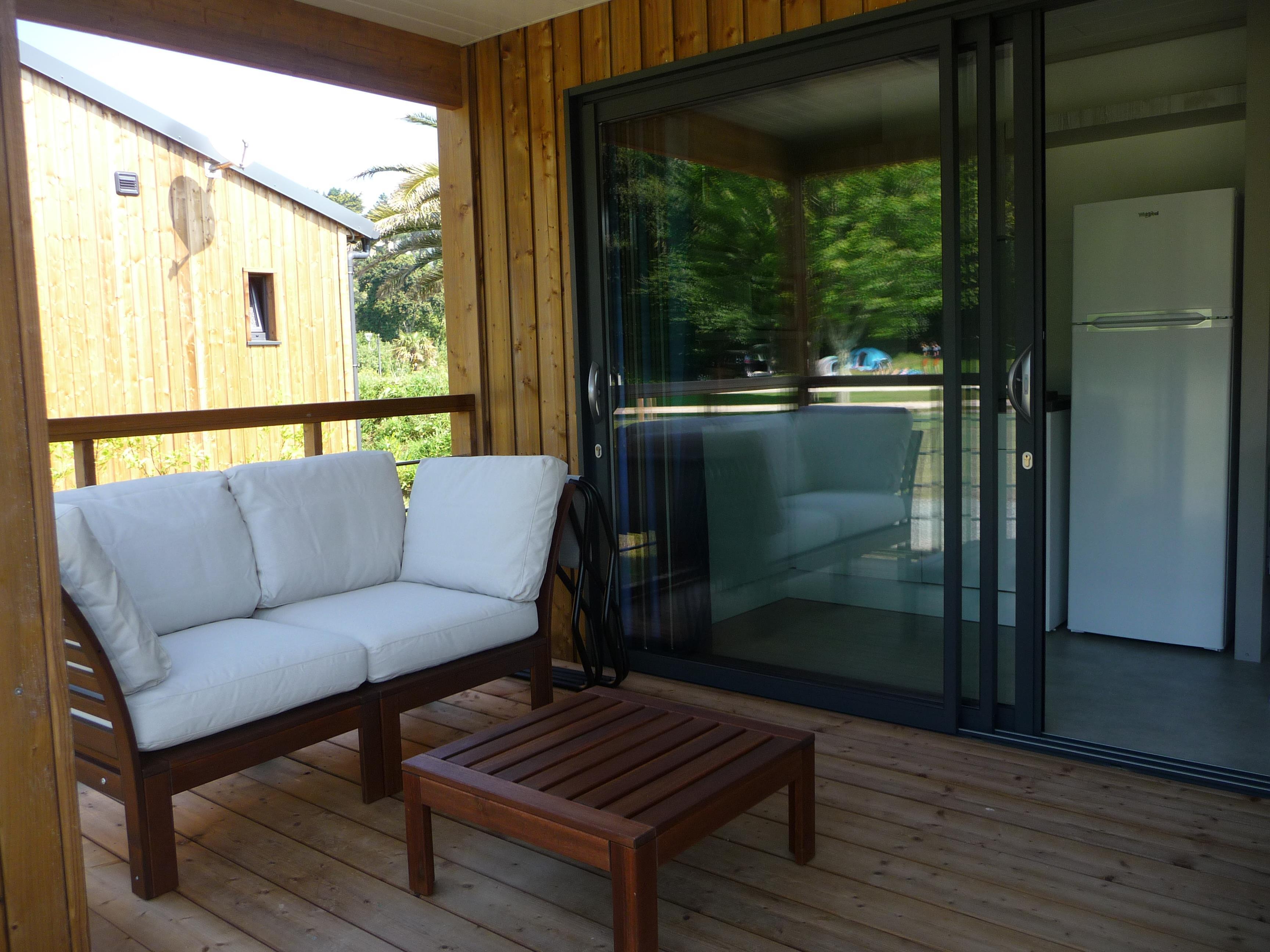 Location - Chalet Premium Plein Air - Domaine de Trestraou