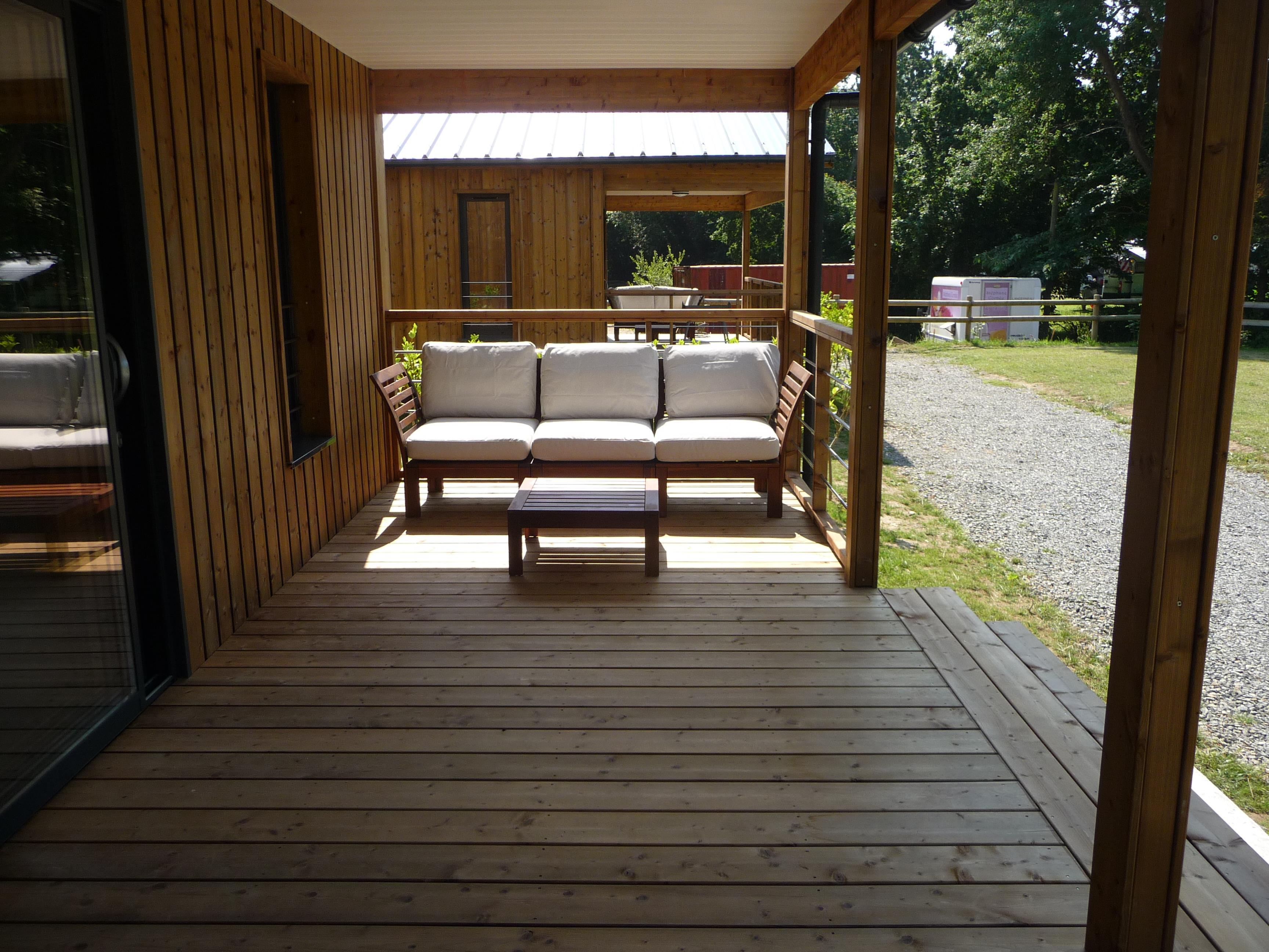 Location - Chalet Premium Confort - Domaine de Trestraou
