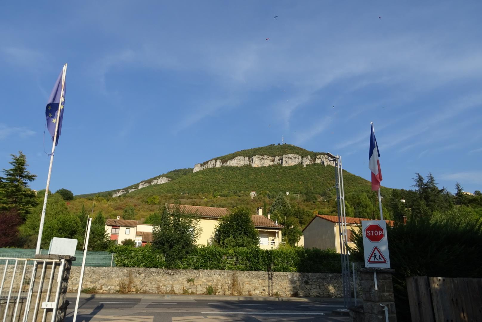 Camping Larribal, Millau, Aveyron