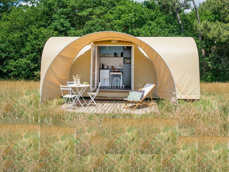 Location - Coco Sweet - Camping de Kersentic