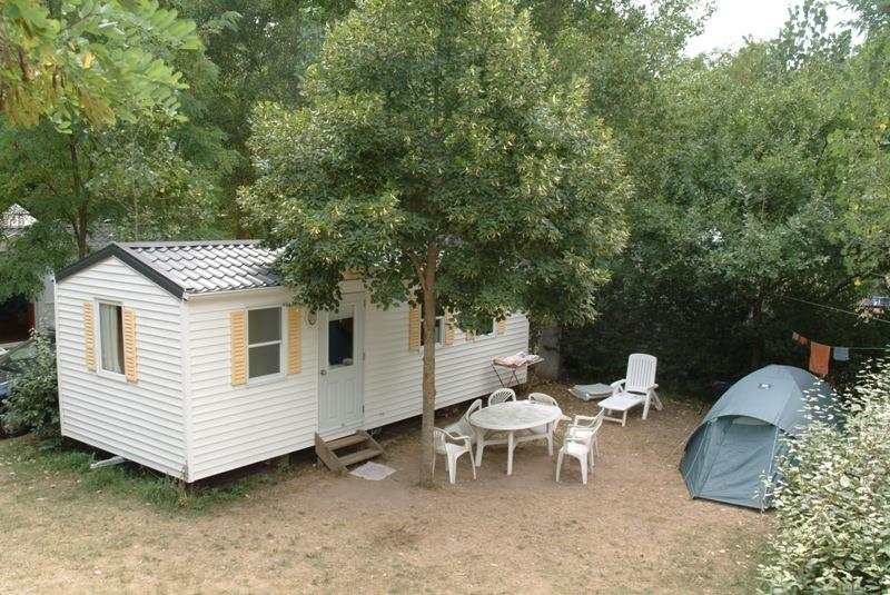 Mobil home 24 m²