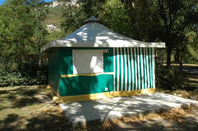 Bungalow Toile