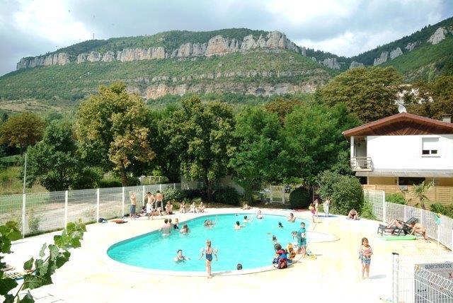 Camping Saint-Lambert, Millau, Aveyron