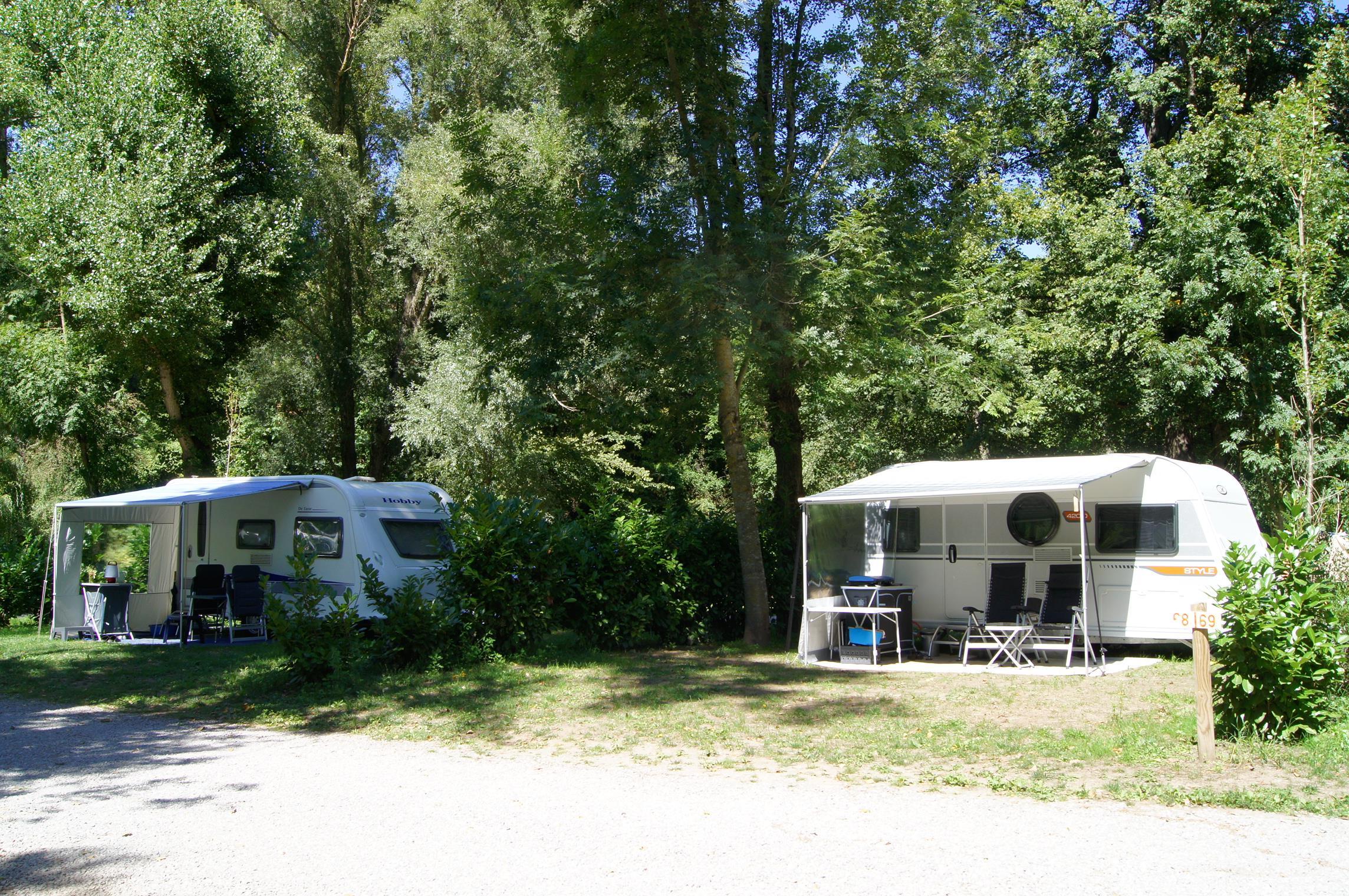 Camping les Bords du Tarn, Mostuéjouls, Aveyron