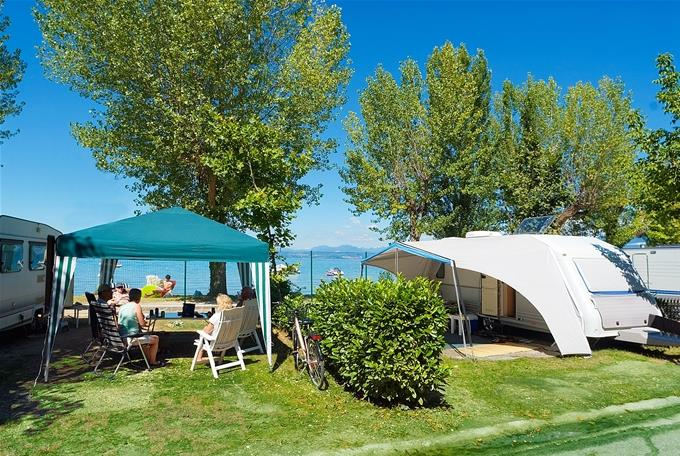 Pitch - Pitch Deluxe - Camping Cisano