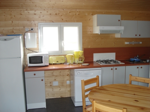 Chalet Premium 34 M² (2 Bedrooms) (5 To 10 Years Old)