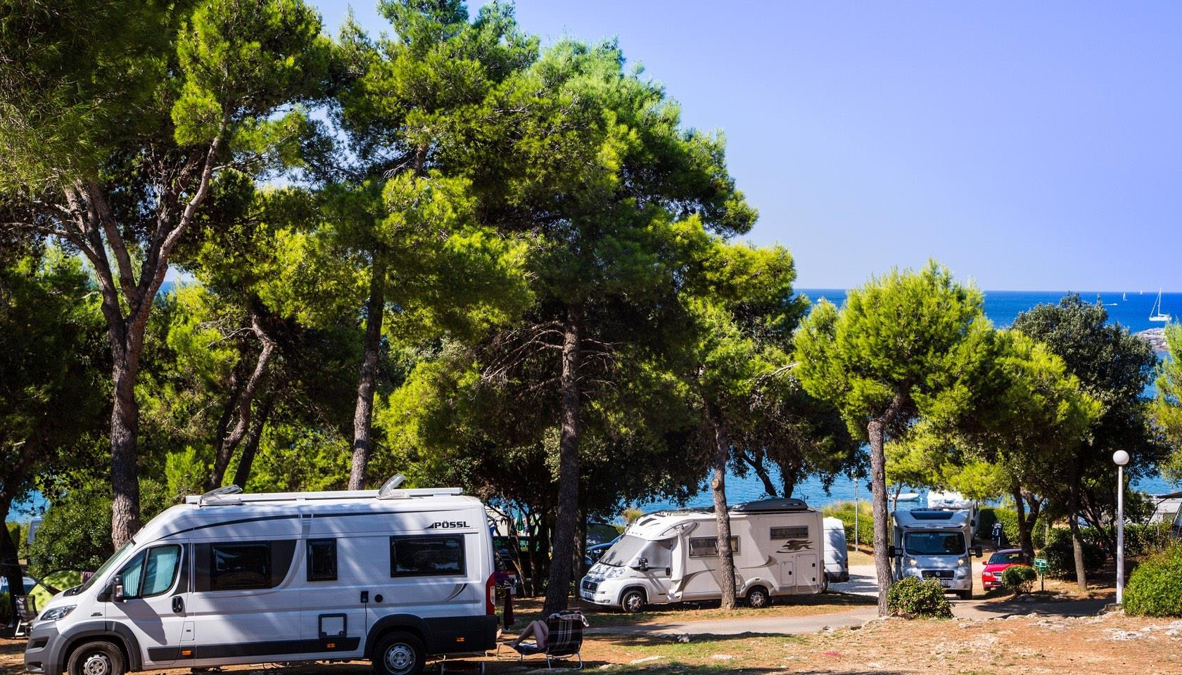 Emplacement - Standard Lot A - Camp Arena Indije