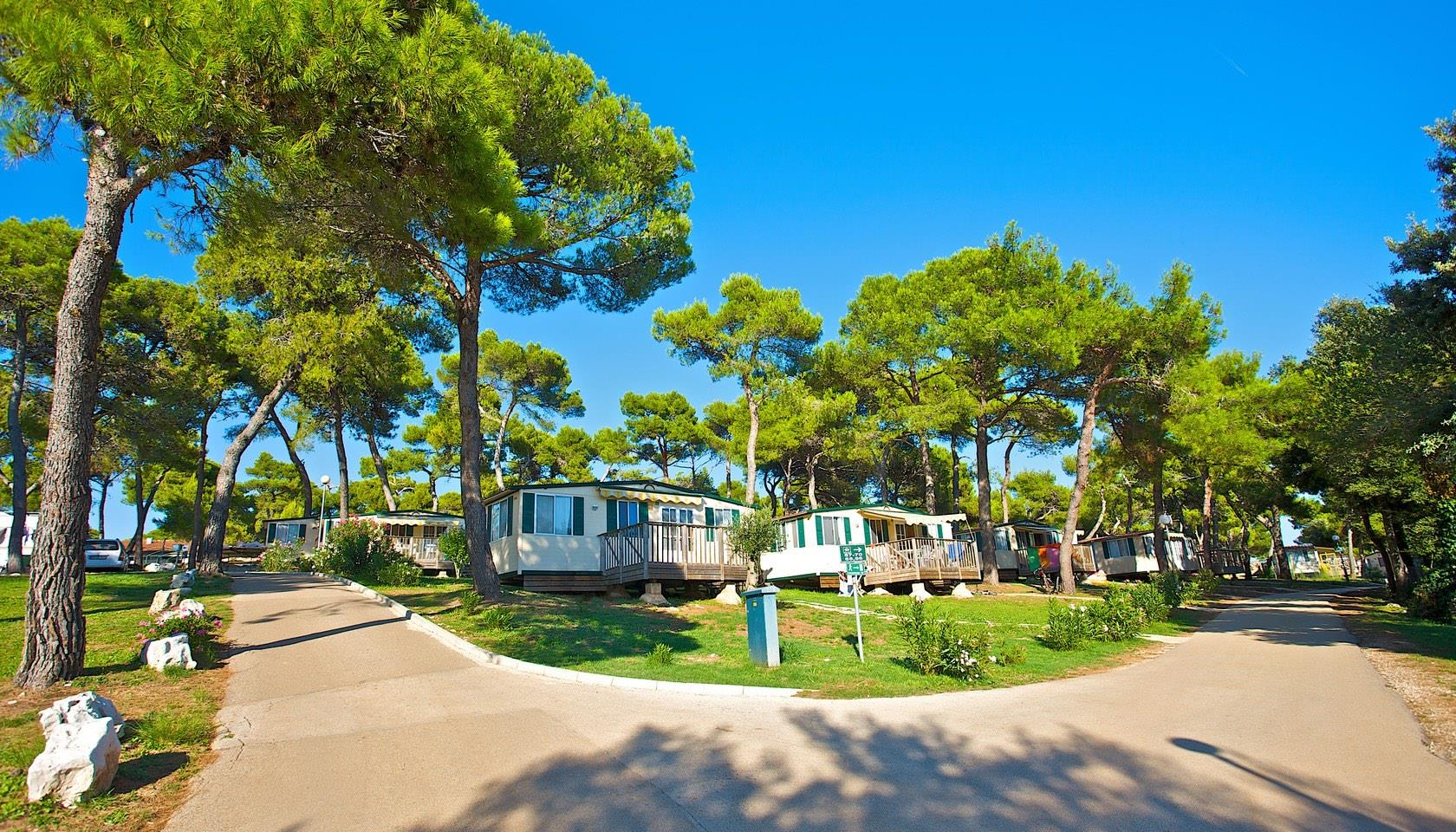 Location - Two Bedroom Mobile Home - Camp Arena Indije