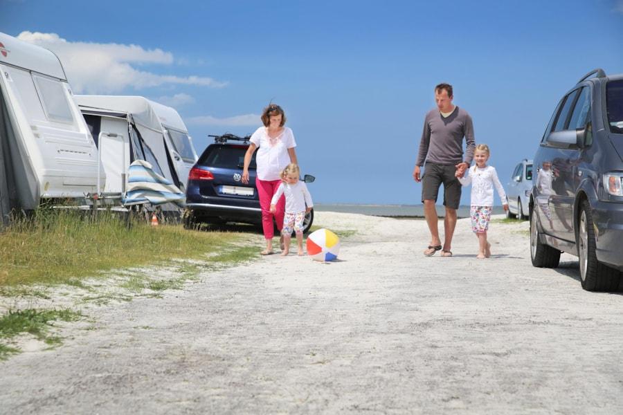 Strand- Und Familiencampingplatz Bensersiel - Bensersiel