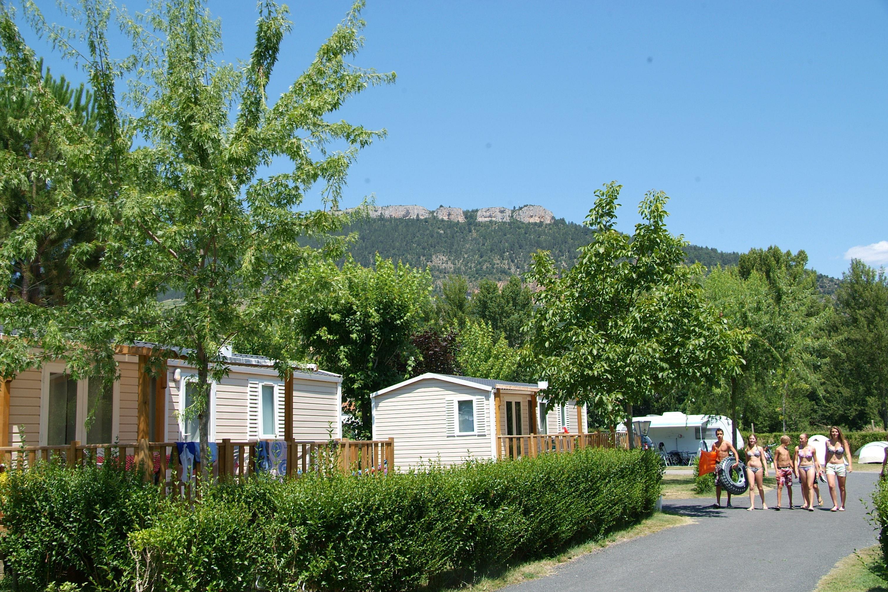 Camping Canoë Gorges du Tarn, Rivière-sur-Tarn, Aveyron