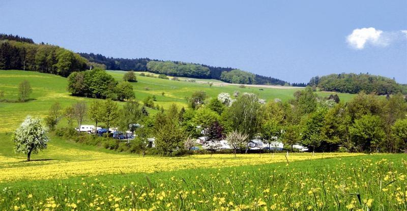 Camping Park Hammelbach - Grasellenbach