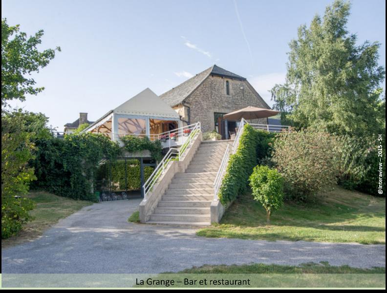 Camping la Grange de Monteillac, Sévérac-l'Église, Aveyron