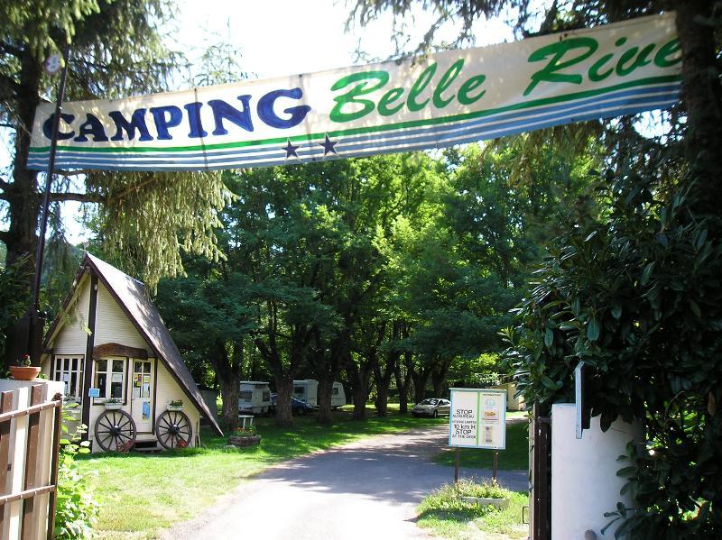 Camping Belle Rive, Saint-Côme-d'Olt, Aveyron