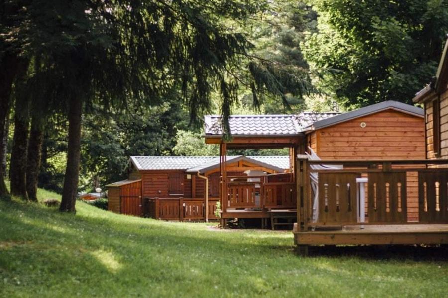 Camping Le Malazéou - Ax-Les-Thermes