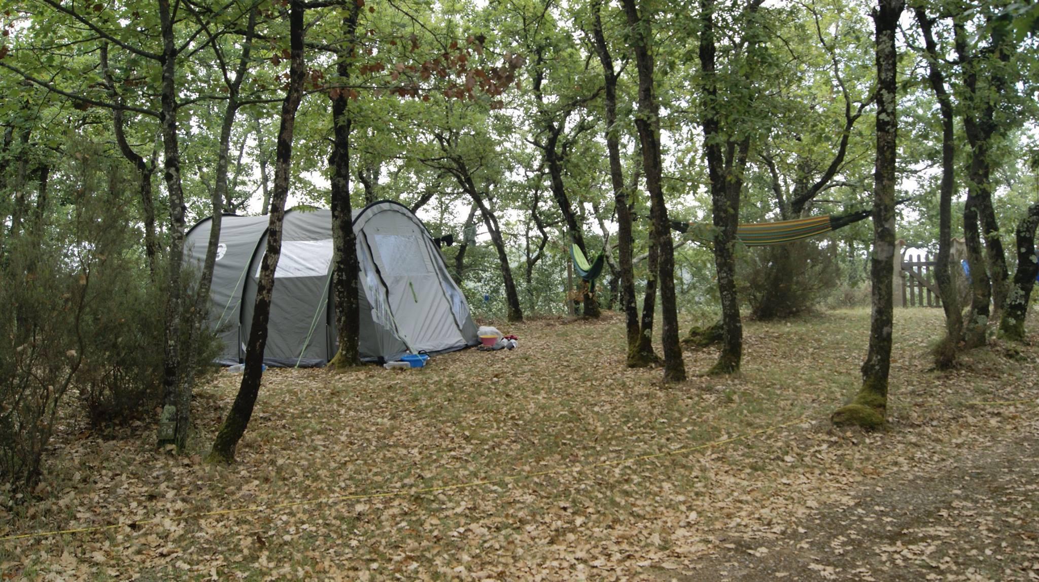Camping le Roc Del Rey, Belloc, Ariège